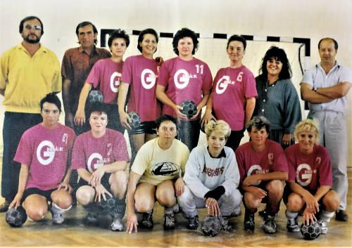 1970 - A KAC edzőjeként